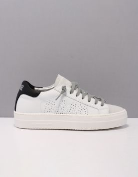 P448 Thea Sneakers White-black 120207-50 1