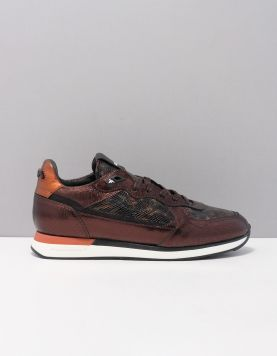 Floris Van Bommel 85312 Sneakers 04 Darkbrown 119880-19 1