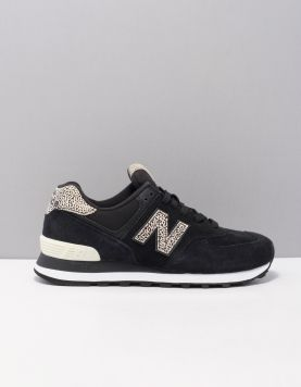 New Balance Wl574 Sneakers Anc Black 119345-04 1