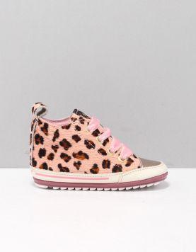 Shoesme Bp9w028-c Laarzen Pink Leopardo 117525-67 1