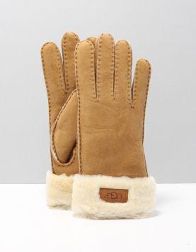 Ugg Turn Cuff Glove Handschoenen 17369 Chestnut 114352-14 1