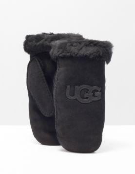 Ugg Logo Mitten Handschoenen 17370 Black 114354-04 1