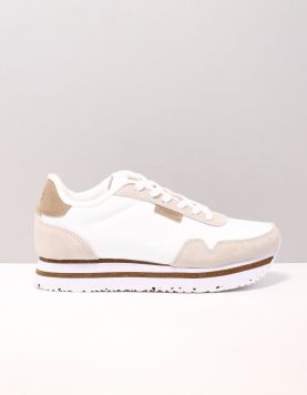 Woden Nora Ii Plateau Sneakers 300 Bright White 115705-50 1