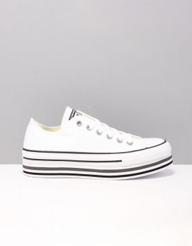 Converse Platform Layer Sneakers 563971c White 115779-50 1