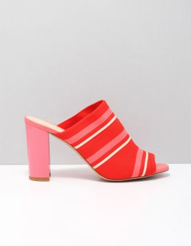 Marccain Lb.sg.13.m11 Slippers 271 Coral 115789-69 1