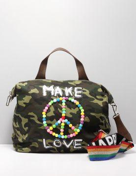 Stuff Maker Make Love X-body Tassen Camouflage 115878-89 1