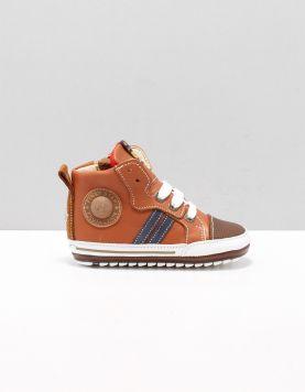 Shoesme Bp7w002 Schoenen Met Veters D Cognac 115902-13 1