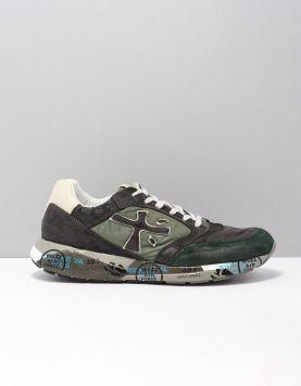 Premiata Zac-zac Sneakers Var. 3546 Khaki 116936-83 1