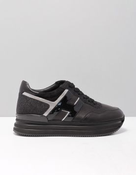 Hogan Hxw4830cb80 Sneakers Lvk019u Nero 116942-08 1
