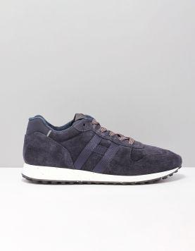 Hogan Hxm429oan51 Sneakers Ljh624b Blue 116965-74 1