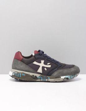 Premiata Zac-zac Sneakers Var. 4070 Grey-blue 117154-29 1