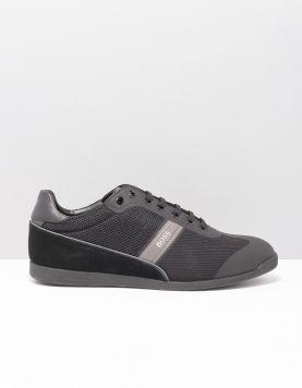 Boss Green Glaze Sneakers 50414721-001 Black 117227-08 1