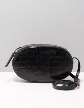 Neuville Ovale Tassen Black Croco 117541-08 1