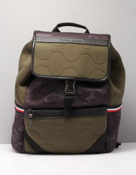 Hilfiger Elevated Backpack Tassen Am0am05028lfh Grape Leaf 117920-89 1