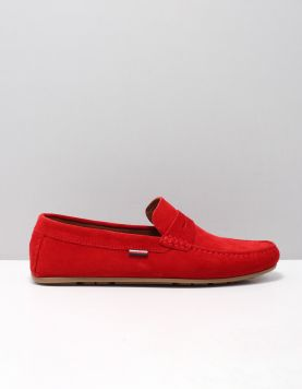 Hilfiger Penny Loafer Instappers Fm0fm02725-xlg Primary Red 118226-64 1