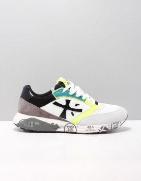 Premiata Zag Zag Sneakers Var. 4557 Combi Bianco 118296-59 1