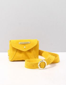 Fabienne Chapot Cindy Mini Purse Riemen 5000-uni Sunflower Yellow 118572-44 1