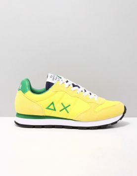 Sun68 Tom Solid Sneakers 2388 Giallo 118749-42 1
