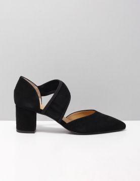 Nalini 20e030 Slippers Camoscio Nero 119128-04 1