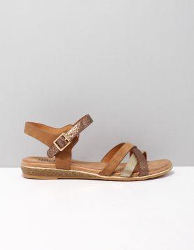Ella Cruz Kaylinn Slippers 2014262 Camel 119210-19 1