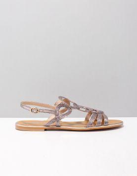 Ella Cruz Kerenza Slippers 2014241 Bronze 119213-93 1