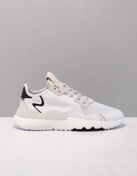 Adidas Nite Jogger J Schoenen Met Veters Ee6482 White 119388-50 1