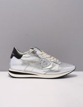 Philippe Model Tzld-tropez X Sneakers M007 Metal Argento 119515-91 1
