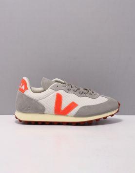 Veja Rio Branco Sneakers Rb012373 Gravel Orange-grey 119541-59 1