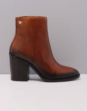 Hilfiger Shaded Ankle Boot Enkellaarsjes Fw0fw05164gow Pumpkin Paradise 119660-13 1
