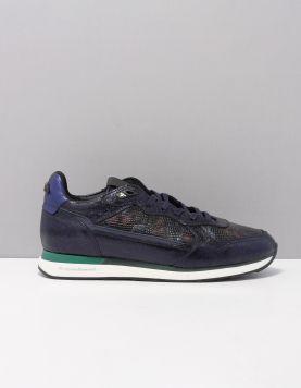 Floris Van Bommel 85312 Sneakers 05 Navy 119880-79 1
