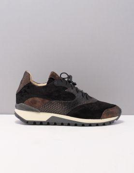 Via Vai 5304011-00 Sneakers 001 Pollock Combi Nero 120080-09 1