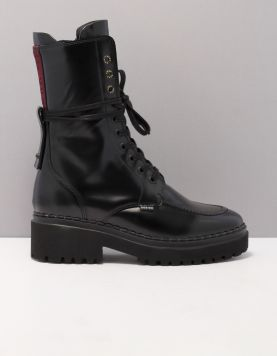 Nubikk Fae Aubine Boots 21040800 Black Leather 120195-08 1
