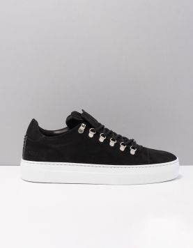 Nubikk Jagger Cl. Nabuk Sneakers Black 120199-04 1