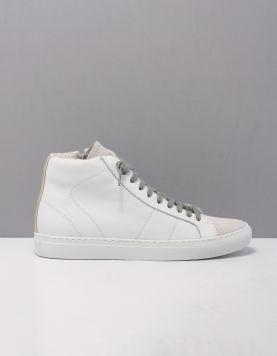 P448 Star Sneakers White-platinum 120798-50 1
